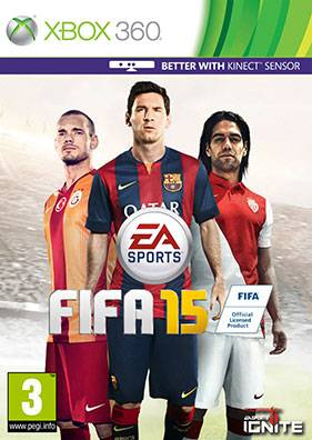 FIFA 15 [GOD/RUSSOUND]