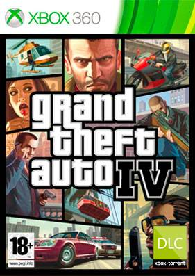 Grand Theft Auto 4 [DLC/GOD/RUS]