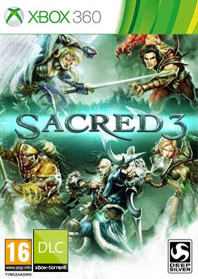 Sacred 3 - Complete Edition [GOD/FREEBOOT/RUS]
