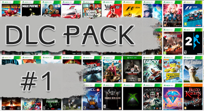 Xbox 360 DLC Collection Pack №1 [FREEBOOT/ENG]