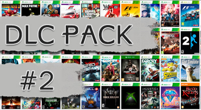 Xbox 360 DLC Collection Pack №2 [FREEBOOT/ENG]