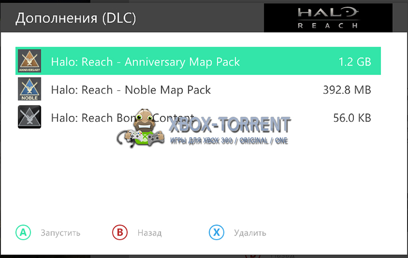 Скачать торрент Xbox 360 DLC Collection Pack №2 [FREEBOOT/ENG] на xbox 360 без регистрации