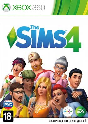 The Sims 4 [Xbox 360]
