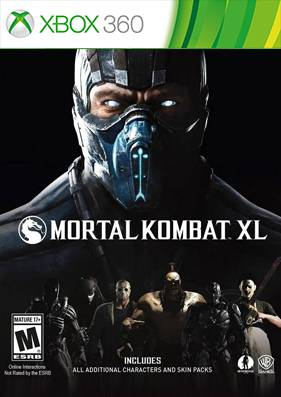 скачать игру mortal kombat xl на xbox 360 freeboot