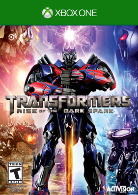 Скачать торрент Transformers: Rise of the Dark Spark [Xbox One] на xbox one без регистрации