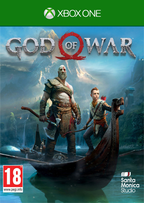God of War IV [Xbox One]