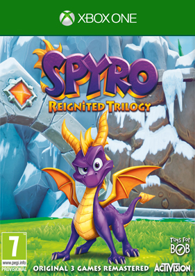 Скачать торрент Spyro Reignited Trilogy [Xbox One] на xbox one без регистрации