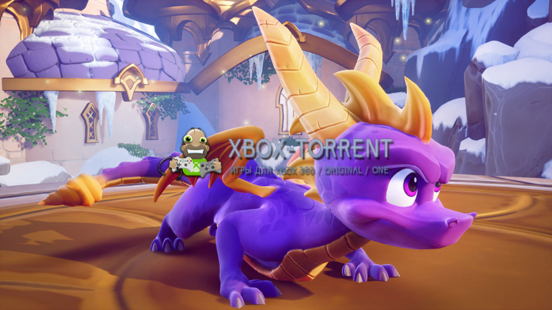 Скачать торрент Spyro Reignited Trilogy [Xbox One] на Xbox One S, Xbox One X без регистрации