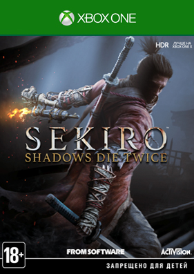 Sekiro: Shadows Die Twice [Xbox One]