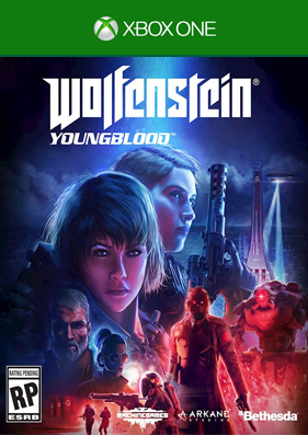 Скачать торрент Wolfenstein: Youngblood [Xbox One] на xbox one без регистрации