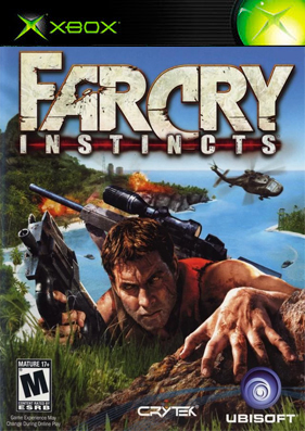 Скачать торрент Far Cry Instincts [REGION FREE/ENG] на xbox original без регистрации