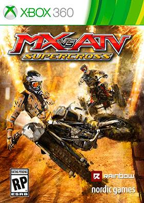 MX vs ATV: Supercross [GOD/ENG]