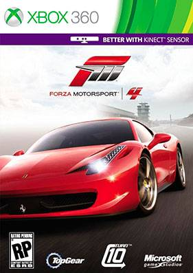Forza Motorsport 4 [PAL/RUSSOUND] (LT+2.0)