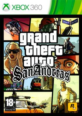 Скачать торрент Grand Theft Auto: San Andreas HD [GOD/ENG] на xbox 360 без регистрации