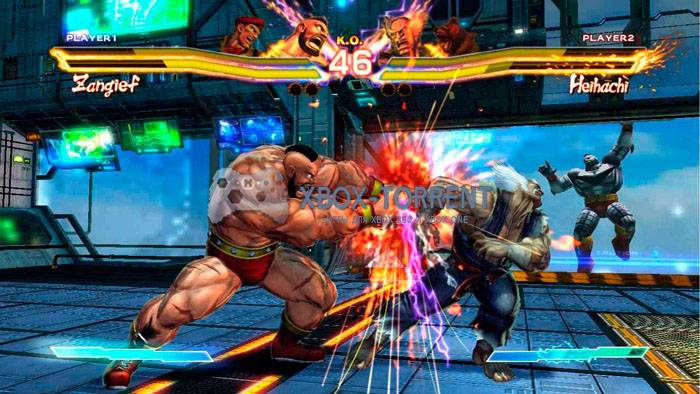 Скачать торрент Ultra Street Fighter 4: The Complete Edition [DLC/GOD/ENG] на xbox 360 без регистрации