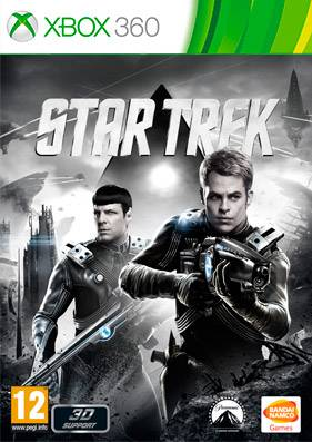 Star Trek: The Video Game [REGION FREE/JTAGRIP/RUS]