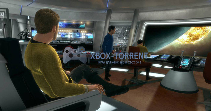 Скачать торрент Star Trek: The Video Game [REGION FREE/JTAGRIP/RUS] на xbox 360 без регистрации