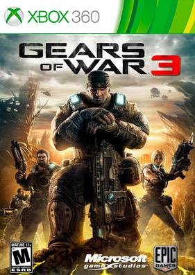 Gears of War 3 [REGION FREE/RUS] (LT+3.0)