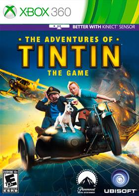 Adventures of Tintin: The Game [REGION FREE/GOD/RUSSOUND]