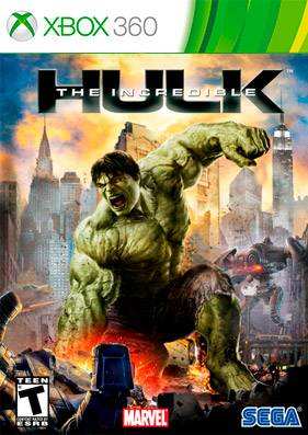 The Incredible Hulk [REGION FREE/GOD/RUS]