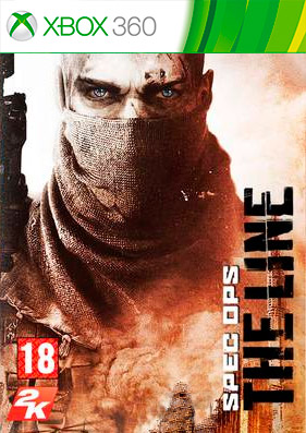 Spec Ops: The Line [REGION FREE/RUS] (LT+2.0)