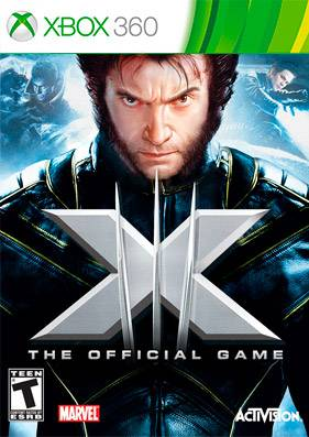 X-Men: The Official Game [REGION FREE/GOD/RUSSOUND]