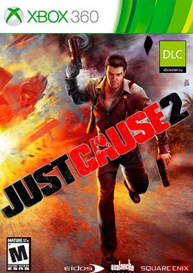 Just Cause 2 + ALL DLC [REGION FREE/GOD/RUSSOUND]