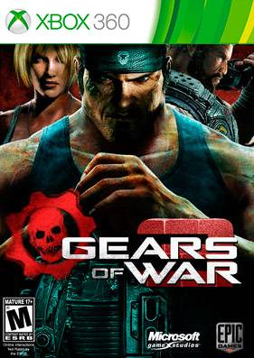 Gears of War 3 [REGION FREE/JTAGRIP/RUS]