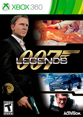 Скачать торрент 007 Legends [REGION FREE/GOD/RUSSOUND] на xbox 360 без регистрации