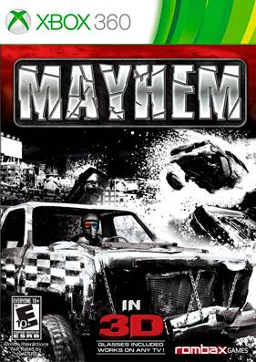 Mayhem 3D [PAL/ENG]
