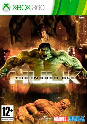 The Incredible Hulk [PAL/RUS]