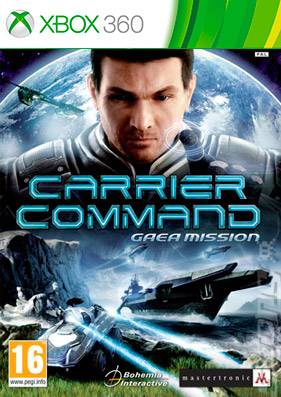 Carrier Command: Gaea Mission [PAL/RUS] (LT+1.9 и выше)