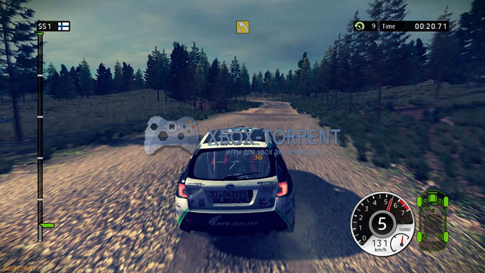 Скачать торрент WRC 2: FIA World Rally Championship [REGION FREE/ENG] на xbox 360 без регистрации