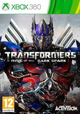Скачать торрент Transformers: Rise of the Dark Spark [REGION FREE/GOD/RUS] на xbox 360 без регистрации
