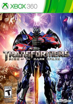 Transformers: Rise of the Dark Spark [REGION FREE/ENG] (LT+3.0)
