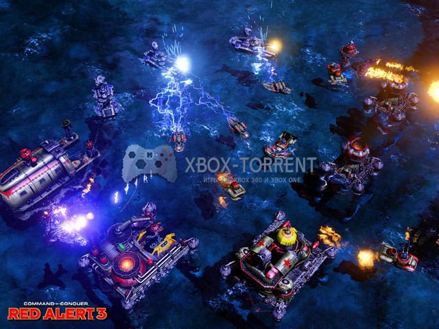 Скачать торрент Command & Conquer: Red Alert 3 [FREEBOOT/RUSSOUND] на xbox 360 без регистрации