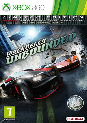 Ridge Racer Unbounded: Limited Edition [FREEBOOT/RUS]