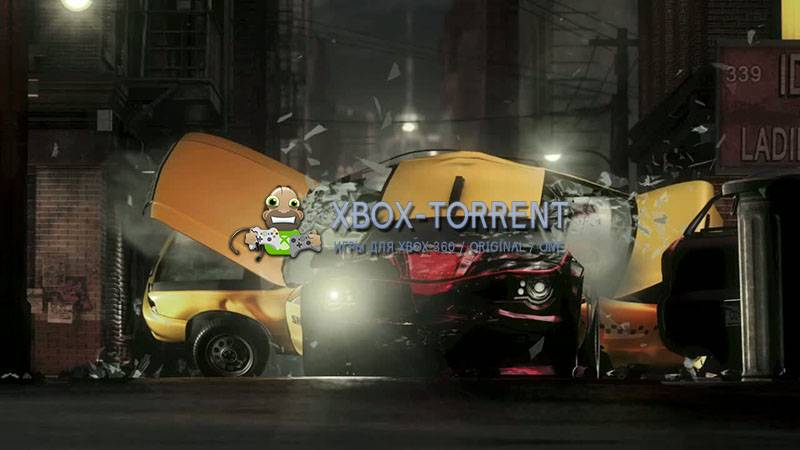 Скачать торрент Ridge Racer Unbounded: Limited Edition [FREEBOOT/RUS] на xbox 360 без регистрации