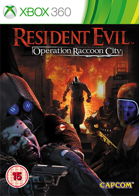 Resident Evil Operation Raccoon City [GOD/RUS]