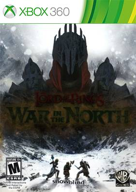 The Lord of the Rings: War in the North [JTAGRIP/FREEBOOT/RUS]