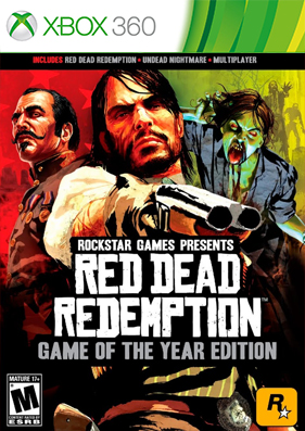 Скачать торрент Red Dead Redemption - GOTY [REGION FREE/RUS] (LT+1.9 и выше) на xbox 360 без регистрации