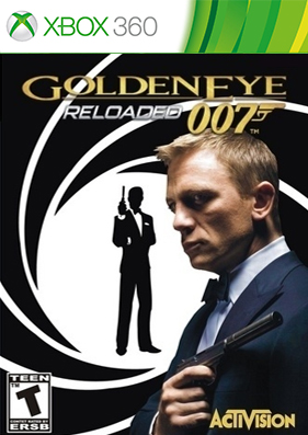 GoldenEye 007: Reloaded [GOD/FREEBOOT/RUS]