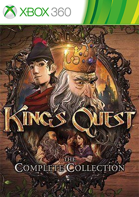 King's Quest: The Complete Collection [GOD/RUS]