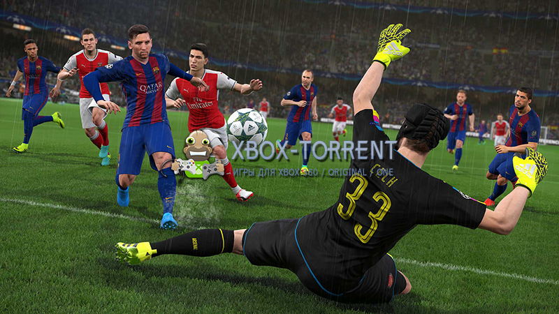 Скачать торрент Pro Evolution Soccer / PES 2018 [Xbox One] на Xbox One S, Xbox One X без регистрации