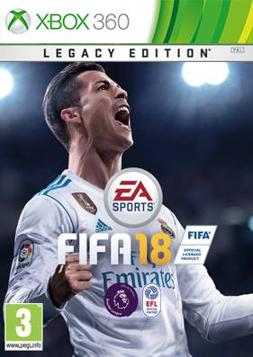 FIFA 18 Legacy Edition [GOD/FREEBOOT/ENG]