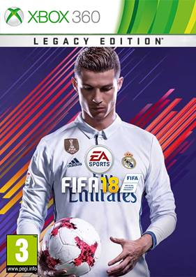 FIFA 18 Legacy Edition [GOD/FREEBOOT/RUSSOUND] [Xbox Live]