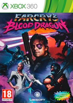 Far Cry 3 - Blood Dragon [REGION FREE/RUSSOUND] (LT+1.9 и выше)