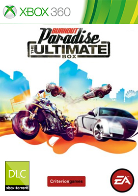 Burnout Paradise: The Ultimate Box [GOD/DLC/ENG]