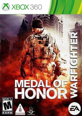 Medal of Honor: Warfighter [PAL/RUSSOUND] (LT+3.0)