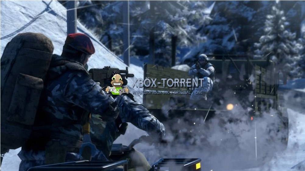 Скачать торрент Battlefield: Bad Company 2 [FREEBOOT/RUSSOUND] на xbox 360 без регистрации
